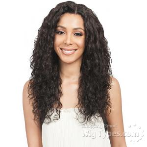 Bobbi Boss 100% Brazilian Virgin Hair 360 Lace Wig - MHLF-Y ELENA (13x4 lace frontal)