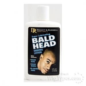 DR Bald Head Shaving Lotion 4oz