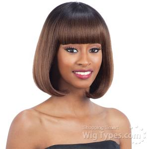 Freetress Equal Synthetic Hair Wig - Green Cap 018
