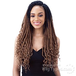 Freetress Synthetic Braid - GYPSY GODDESS (GORGEOUS)  LOC 20