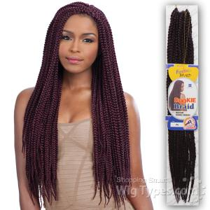 Freetress Synthetic Braid - MEDIUM DOOKIE BRAIDS