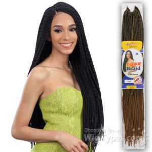 Freetress Synthetic Braid - SMALL DOOKIE BRAIDS
