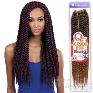 Freetress Equal Synthetic Braid - QUE JUMBO BOX BRAID 2X