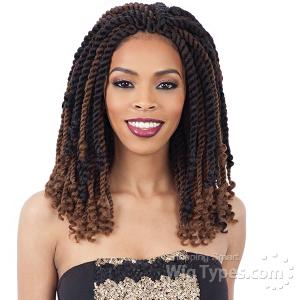 Freetress Synthetic Braid - 2X CHUNKY KINKY TWIST 10
