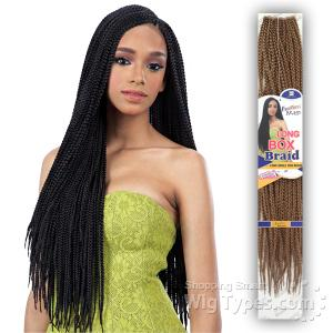 Freetress Synthetic Braid - LONG SMALL BOX BRAID