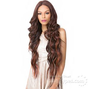 It's A Wig Synthetic Hair 13x6 Lace Frontal Wig - FRONTAL S LACE DIVINE