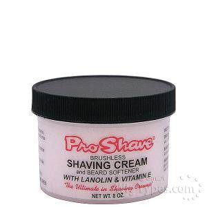 Pro Shave Brushless Shaving Cream 8oz