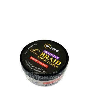 Smart Care Brazilian Braid Edge Tamer 2oz