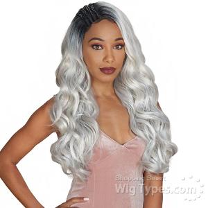 Zury Sis Beyond Synthetic Hair Lace Front Wig - BYD FREE LACE H FOX (4x3 free part)